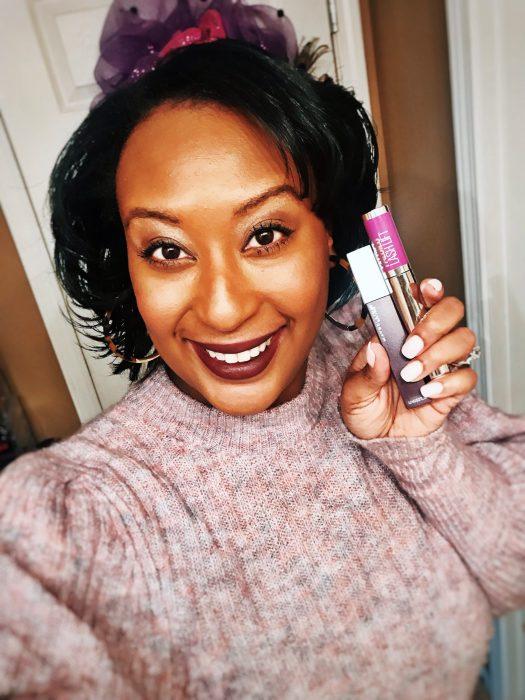 Dark Matte Lipstick