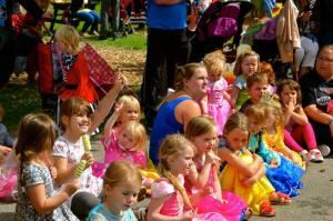 The Singing Princess at Wheelgate Theme Park
