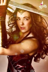 Wonder Woman Party Entertainer Nottingham