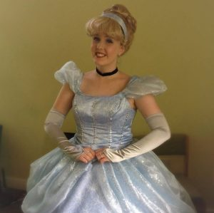 Old Style Cinderella Parties
