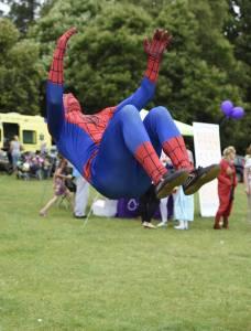 Spider Man Entertainer Nottingham