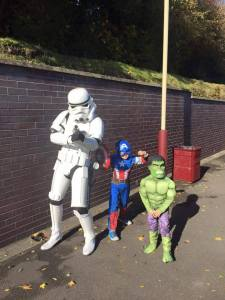 Storn Trooper Hire Nottingham Derby Leicester