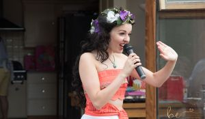 Moana Party Entertainer Mansfield