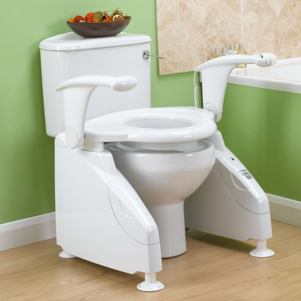 Handicap Toilet Accessories