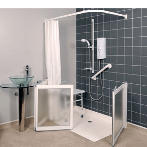 Walk in Shower Trays  Baths for Trade by Absolute Mobility