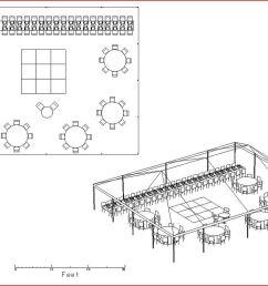 party tent diagram [ 1066 x 800 Pixel ]