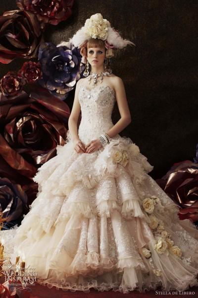 Baroque  Marie Antoinette Wedding Styles  Ideas