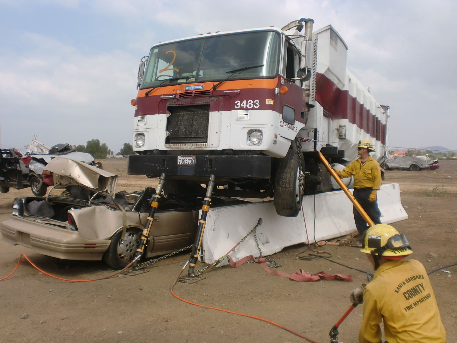 Tools To Stabilize The Rescue Scene