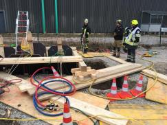 Freilassing Germany Paratech-Trench (4)