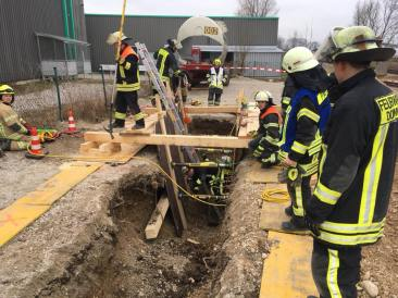 Freilassing Germany Paratech-Trench (7)
