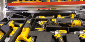 Mechanicstown Rescue 1 Walk-In Rescue Compartments Dewalt