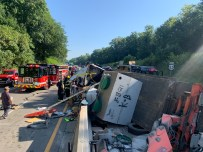Large Vehicle with Heavy Paratech Hurst WCTRT Entrapment (9)