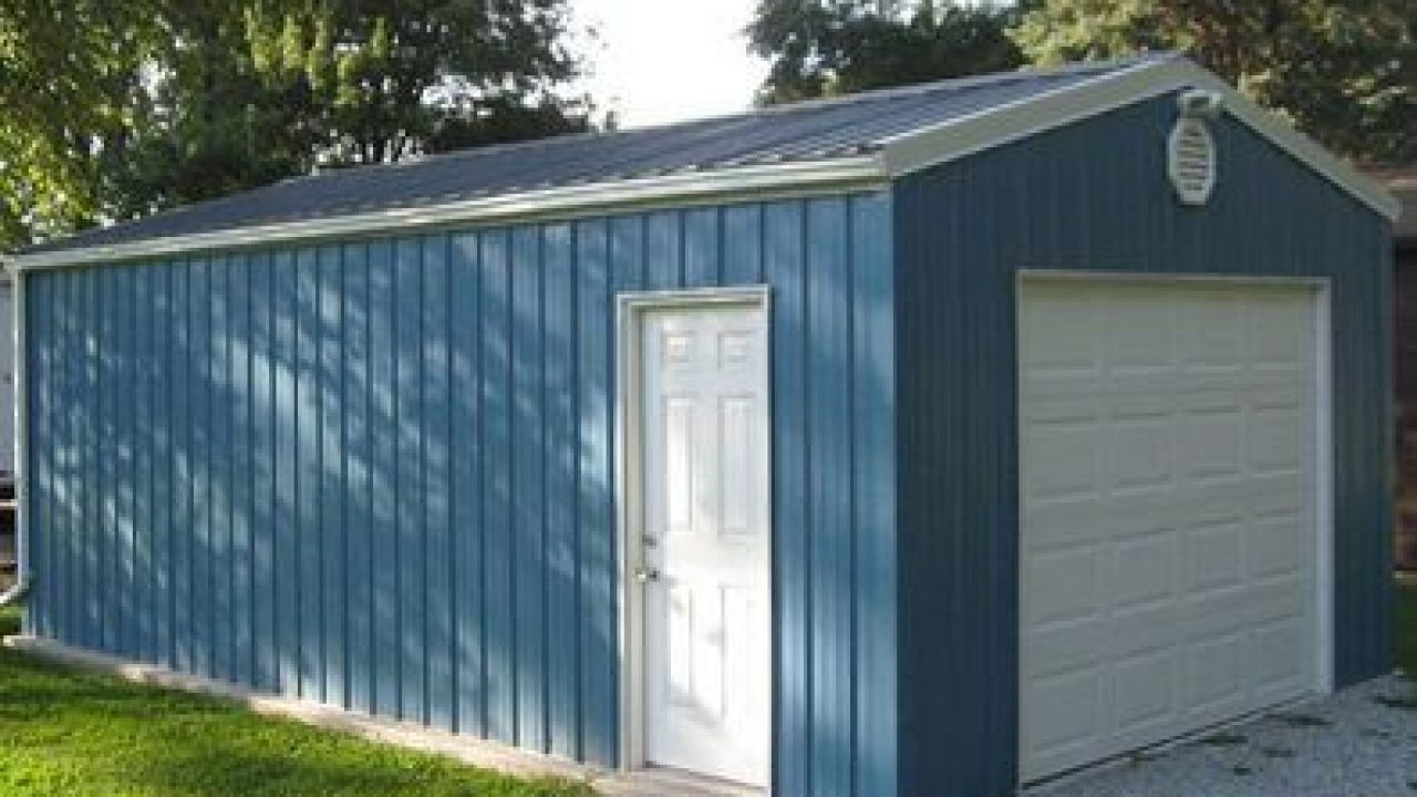 Steel Garage Kits Metal Garages Absolute Steel Made In Usa