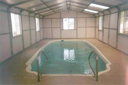 Steel Swimming Pool Cover