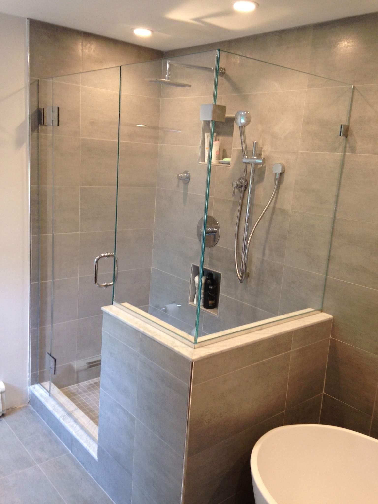 Frameless Glass Shower Door Yorktown Heights N.Y. & Absolute Shower Doors. The Best in Custom Glass Shower Doors Since 1995