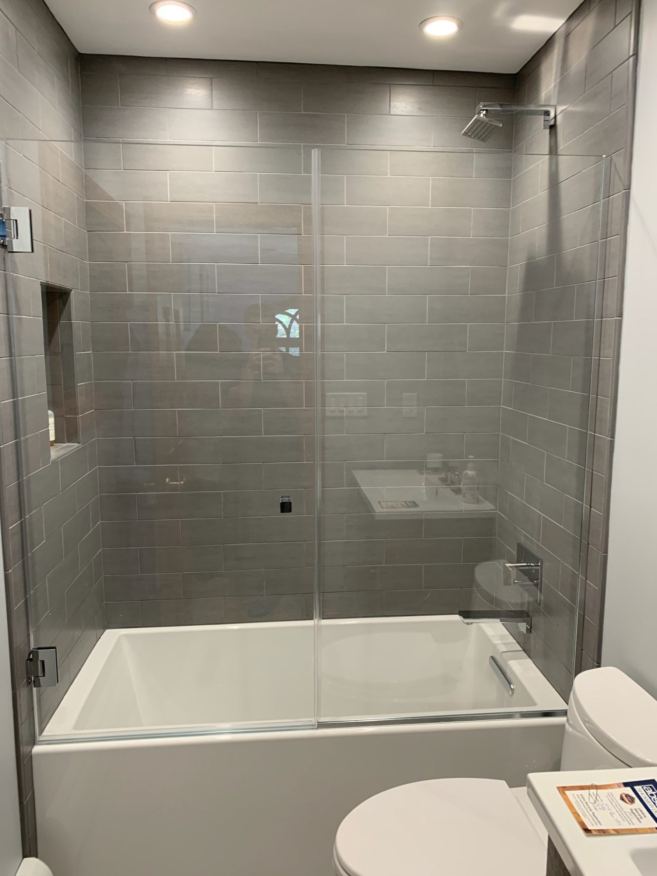 Tub Door and Panel