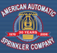 American Automatic Sprinkler Company Logo