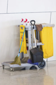 What Are the Benefits of Hiring a Janitorial Service?