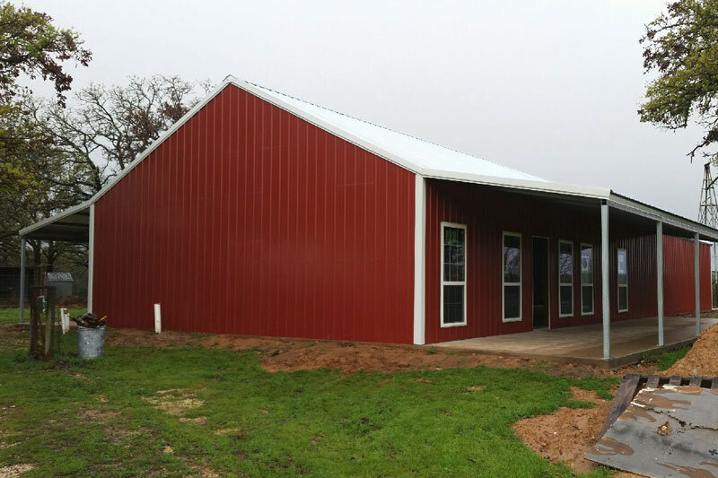 Texas Barndominium Services Full Service Custom