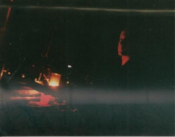 NYC Goth DJ Jason at Coney Island High