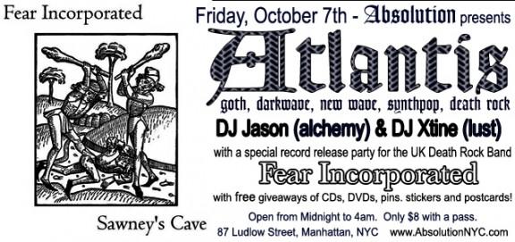 Absolution-NYC-goth-club-flyer-Atlantis-October