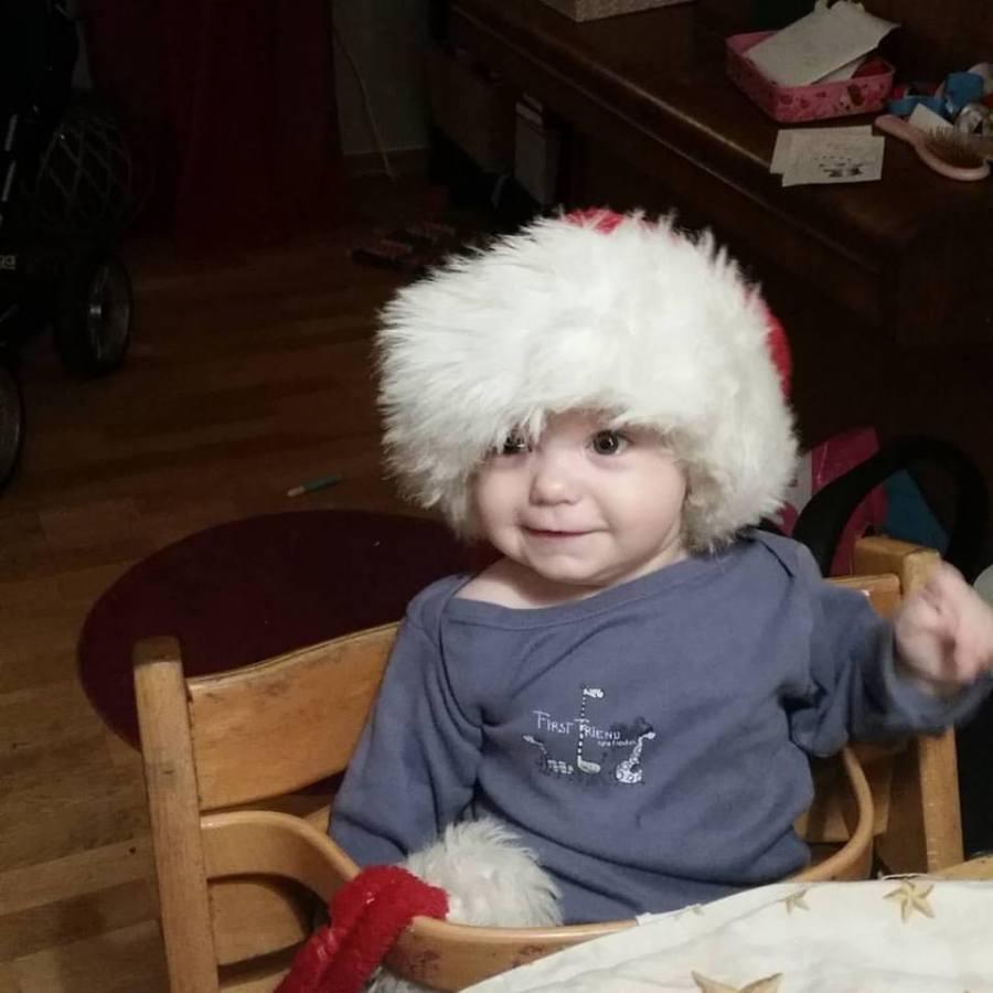 Dette er Levi sin første jul og vår første jul med Levi og så langt har det vært fantastisk med lille Levi på lasset. Han er en fantastisk baby!