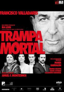 Cartel Trampa Mortal 00 209x300 Trampa Mortal, en el Teatro Zorrilla de Valladolid