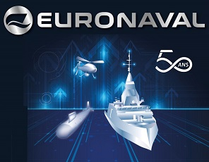 Euronaval show in Paris, France, 2018