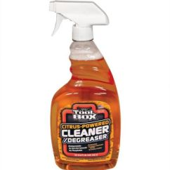 Kitchen Degreaser 27 Sink Commercial Spray Industrial Toolbox Cleaner