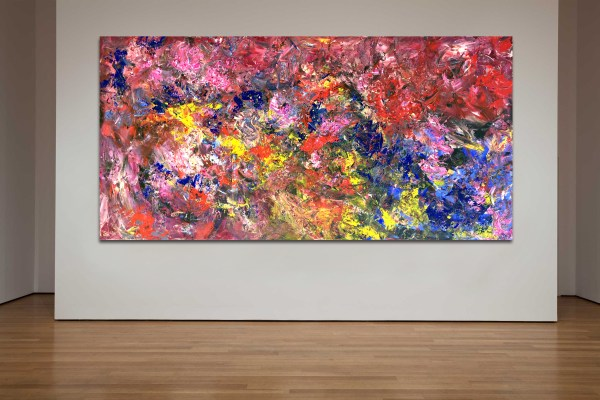 Turbulent Times - Abstract Expressionism by Estelle Asmodelle