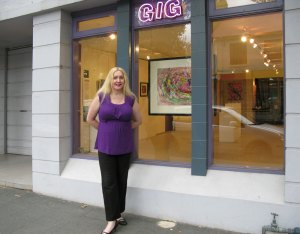 Estelle Exhibiting at GIG Gallery