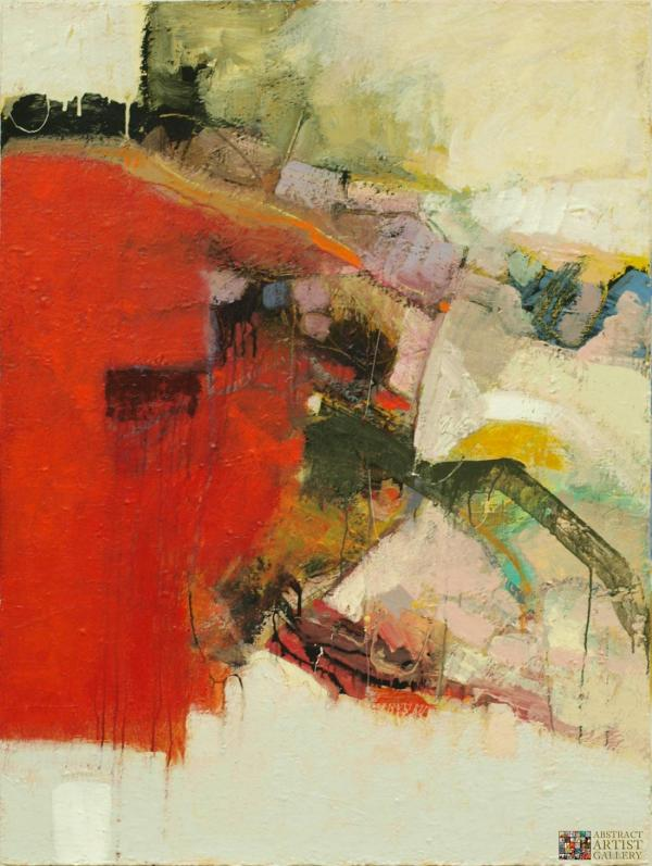 Journey Abstract Art Painting