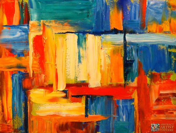 Abstract Artist Art Paintings