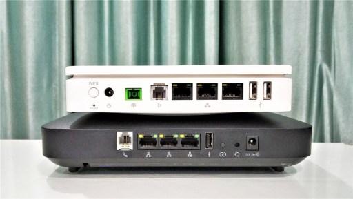 Jio Fiber Gateway Ports