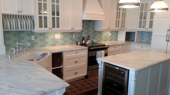 Dove what's so cool about kitchen cabinets? Countertops In Victoria BC | Granite, Quartz & Marble