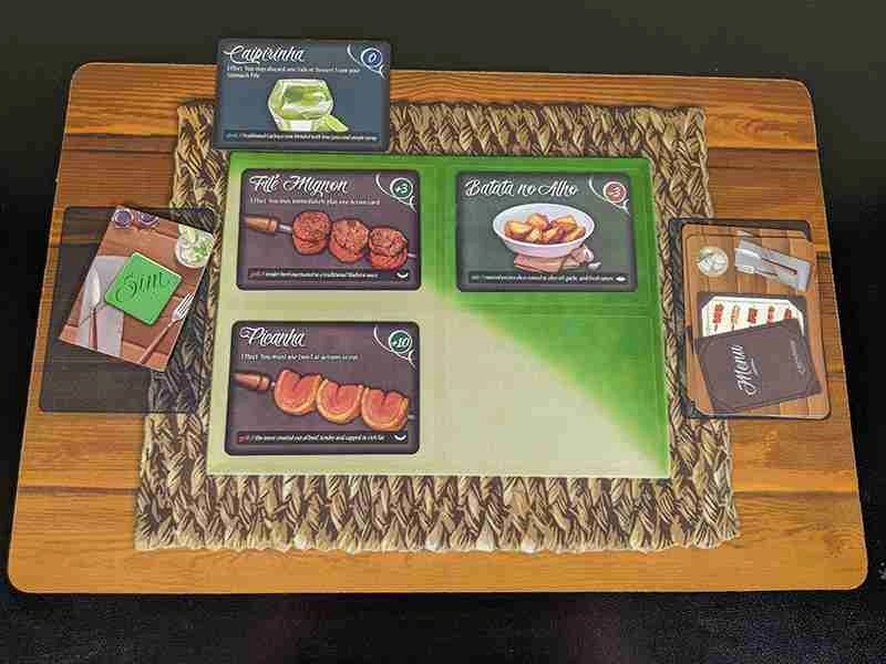 Churrascaria Playmat