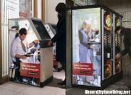 macchinette automatiche o nascondigli per operatori umani?