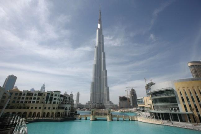 dubai-burj Dubai