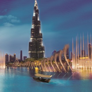 Il grattacielo più alto del mondo - Burj Khalifa Dubai