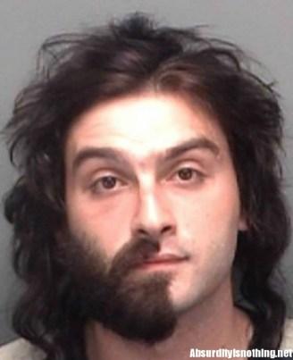 Peggiori foto segnaletiche - Andava dallo stesso barbiere dell'altro
