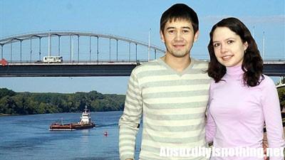 Ritrovano l'amore poco prima di suicidarsi - Andriej Ivanov e Maria Petrova