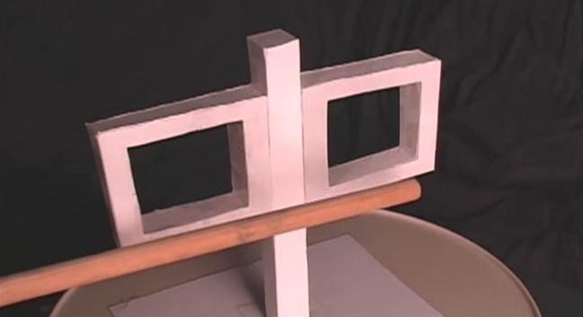 illusione prospettica