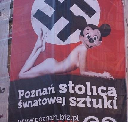 Minnie Nazi Nuda