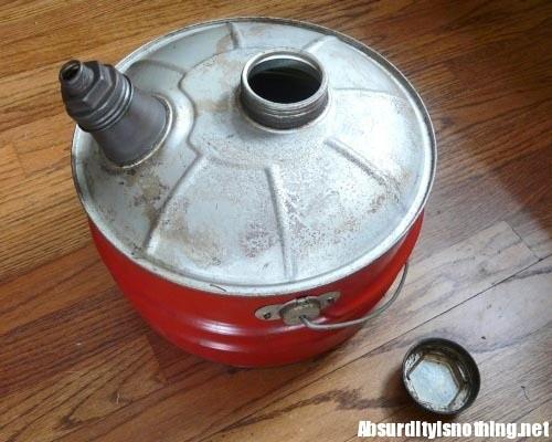 Taniche gas