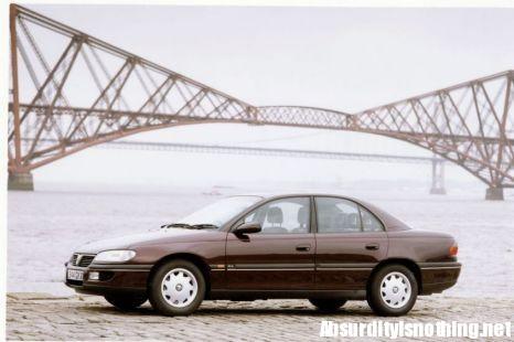 auto in mare