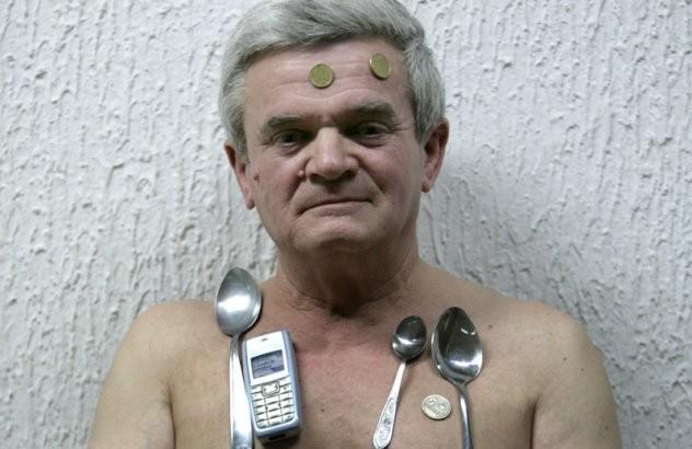 Miroslav Mandic - L'uomo magnete