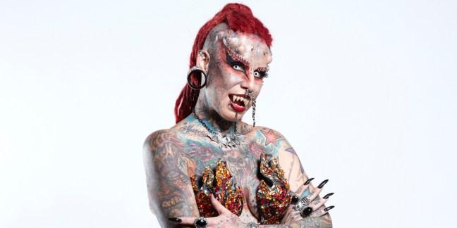 Maria Jose Cristerna - La donna vampiro