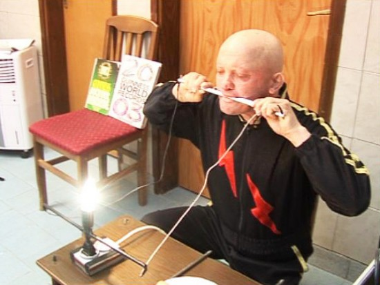 Slavisa Pajkic, l'incredibile uomo elettrico
