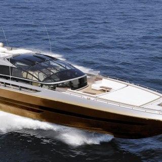 Lo yacht più costoso del mondo, realizzato con 100 tonnellate di oro