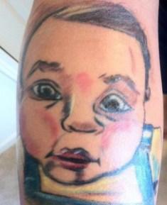 peggiori tatuaggi di ottobre 2011 25